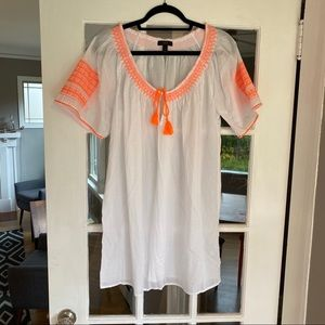 J. Crew Swim Coverup Dress